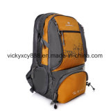 Double en nylon imperméable à l'épaule l'ordinateur portable de loisirs Randonnée pédestre Camping sac à dos de voyage
