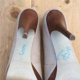 Creativo hago la decoración imitación de la etiqueta engomada de la pared del Rhinestone de la boda para los zapatos (TS-513/I hacen imitación)
