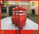 Подгонянный раздувной шарик боулинга для игры спорта