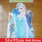 Autoadesivo della parete congelato fumetto decorativo all'ingrosso per la decorazione della parete