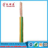 fio elétrico isolado PVC de cobre do condutor de 1.5mm2 2.5mm2 4mm2