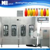 De plantaardige Het Vullen van het Vruchtesap Machines van de Maker voor de Fles van het Glas