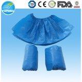 Cubierta disponible del zapato del PE del CPE del LDPE del HDPE polivinílico del plástico PP+PE