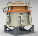 高性能の油圧円錐形の粉砕機(HPY400)