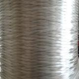 Roving assemblé en fibre de verre pour le découpage