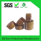 熱い溶解のブラウンの付着力のパッキングジャンボロールBOPPテープ