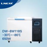 -30 градусов ~ -86 градусов при низкой температуре промышленных криогенных морозильной камере Dw-8W118s