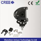 12V imperméables à l'eau choisissent la barre d'éclairage LED de CREE de la rangée 80W