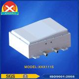 Batterie de voiture électrique Évier de chaleur Surface de radiateur de sablage