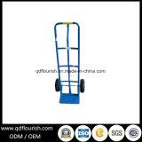 Wheelbarrow de borracha do carro da ferramenta da roda do trole Ht1807 da mão