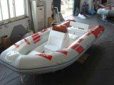 Nervurer le bateau 5.2m de sports avec l'approbation de la CE (NERVURE 520C-2)