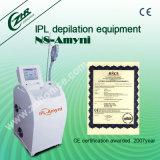 Grande Máquina de remoção de pêlos IPL Spot com 4 filtros