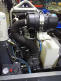 Motor 178cfm van Copco Liutech Kubota van de atlas de Diesel Draagbare Compressor van de Lucht