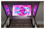 Brilho ajustável do visor de Publicidade de LED para interior