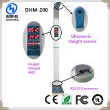 Ultraschallkarosserien-Schuppen-medizinische/persönliche Schuppe des gewicht-Dhm-200 und der Höhe