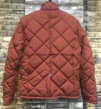 Veste matelassée d'hiver de la mode avec de grandes Pocket