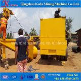 Escala de lavagem da planta do ouro do Trommel grande