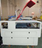 Máquina de gravura de luva de couro 1610 Laser Grafista Cutter