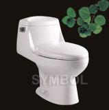 Шар туалета стекловатого фарфора цельный (SS-TO3016)