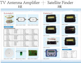 Télévision par antenne maîtresse Competetive Satellite Finder (SHJ-SF9504B)