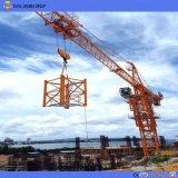 Grue à tour des machines de construction de constructeur de la Chine Qtz315-7040