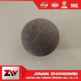 Forjar las bolas de acero de pulido  para el cemento de la explotación minera y la central eléctrica