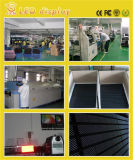 InnenP5 SMD schwarzes Lampe LED-Bildschirmanzeige-Panel farbenreich