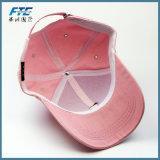 Gorra de béisbol de la alta calidad del sombrero del golf del bordado del OEM