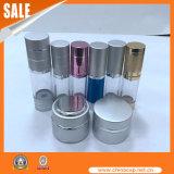 15g 30g 50g botella de crema cosmética de gel de aluminio