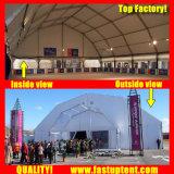 Polygon-Dach-Festzelt-Zelt für Sporthalle an Größe 40X80m 40m x 80m 40 durch 80 80X40 80m x 40m