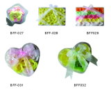 Flores del jabón