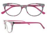Telaio dell'ottica di Eyewear del blocco per grafici del monocolo all'ingrosso di modo con Ce e FDA
