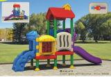 Kaiqi der bunten Plastikspielplatz-Gerät serien-Kinder (KQ8187A)