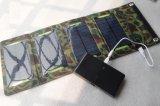 panel solar de 4 piezas alimentación batería banco de potencia