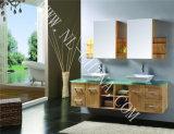 Vanité en bois de Module de salle de bains de forces de défense principale de meubles à la maison imperméables à l'eau
