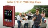 Wifi + VoIP Téléphone GSM (WOW3)