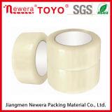 Cinta del embalaje de la cinta adhesiva de la cinta de la alta calidad BOPP para el lacre