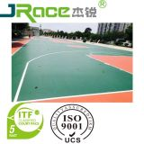 Olympischer Tennis-Federballplatz Sports Beschichtung-Oberfläche