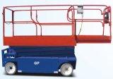 Het gemotoriseerde Elektrische Platform van de Lift van de Schaar