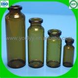 Medizinische Glasphiole