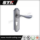 아연 합금은 정지한다 주물 문 손잡이 (STK-14-Z0033)를