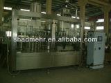 Abfüllende Saft-Plomben-Maschinerie für Haustier-Flaschen