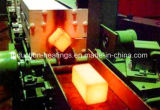 鋼片の鍛造材の誘導加熱機械、誘導の鍛造材の炉