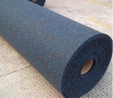 Speckle Gym Rubber Flooring for Crossfit, Gym Floor Mat