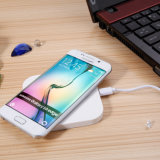Het snelle Laden Qi Standar Draadloze Lader voor iPhone, Samsung