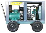 Compressore d'aria rotativo a vite economizzatore d'energia
