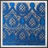 古典的なテュルのレースファブリック網の刺繍のレース