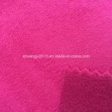 Tessuto caldo della pelle scamosciata di vendita 2016 per i pattini e l'indumento
