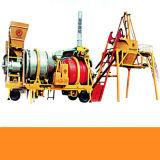 Impianto di miscelazione mobile dell'asfalto/bituminoso tamburo