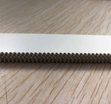 交換している8インチの円形ヘッドは鋸歯を